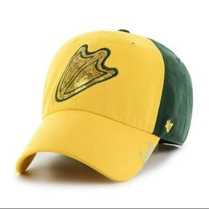 NCAA Oregon Ducks Womens Sparkle Hat